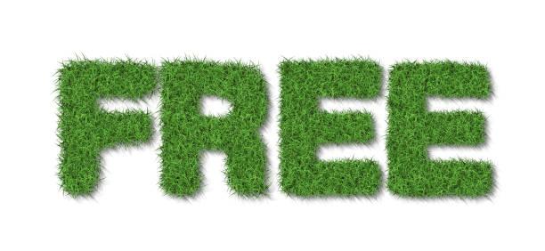 kostenlose grasbriefe - einladungskarten kostenlos stock-fotos und bilder