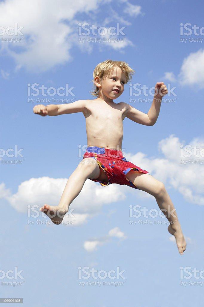 Free leap royalty-free stock photo