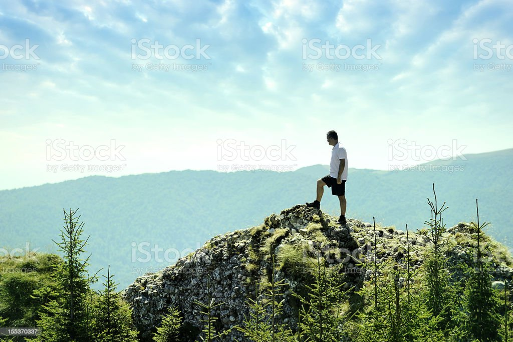 free man royalty-free stock photo