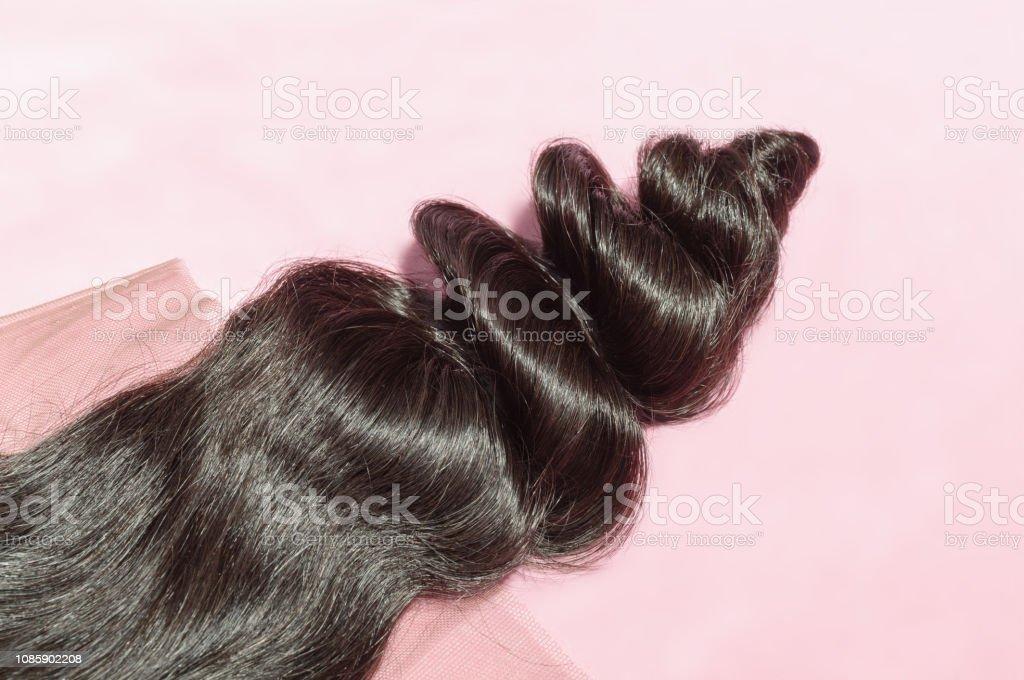 loose wave human hair lace closure