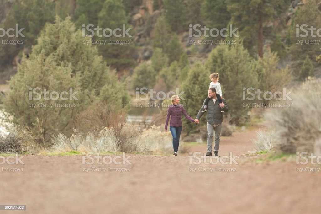 Free range free ride stock photo