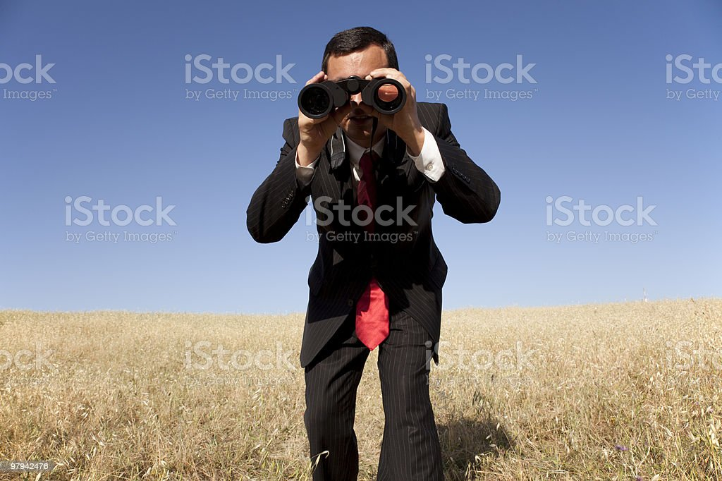 Free searching royalty-free stock photo