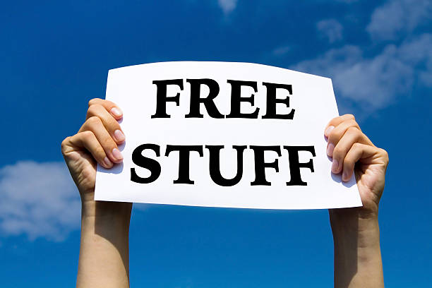 free stuff free stuff, concept sign miserly stock pictures, royalty-free photos & images