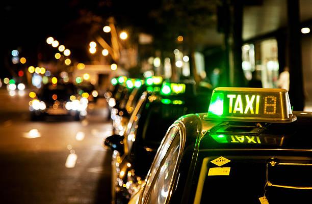 free Taxi stock photo
