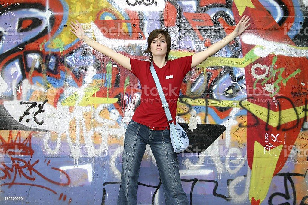 Free teen royalty-free stock photo