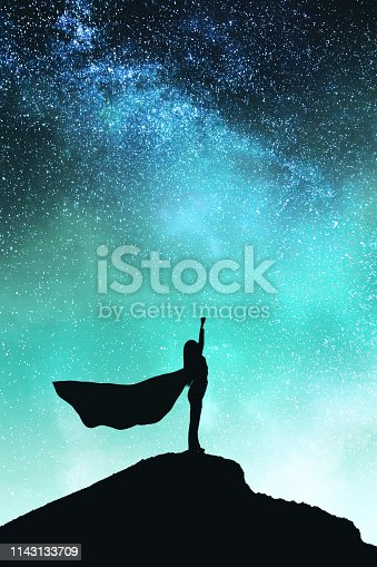 istock Freedom and confidence concept 1143133709