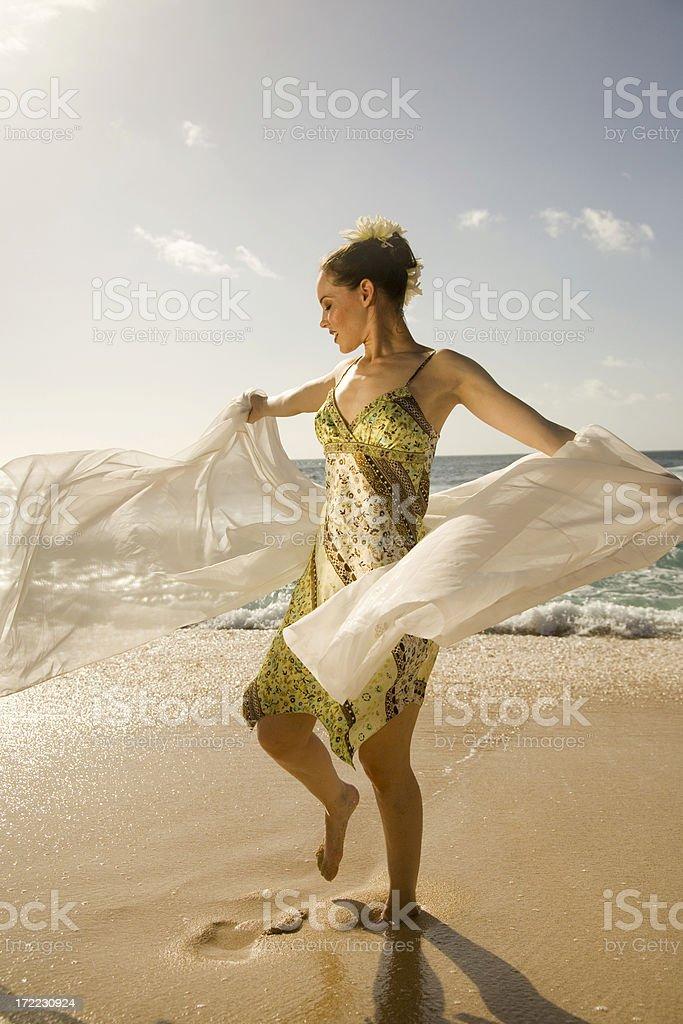 Freedom and Paradise royalty-free stock photo