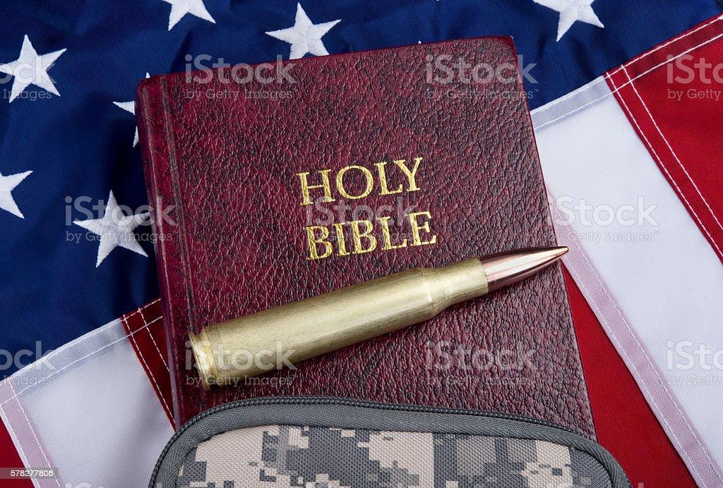 Freedom and Religion. stock photo