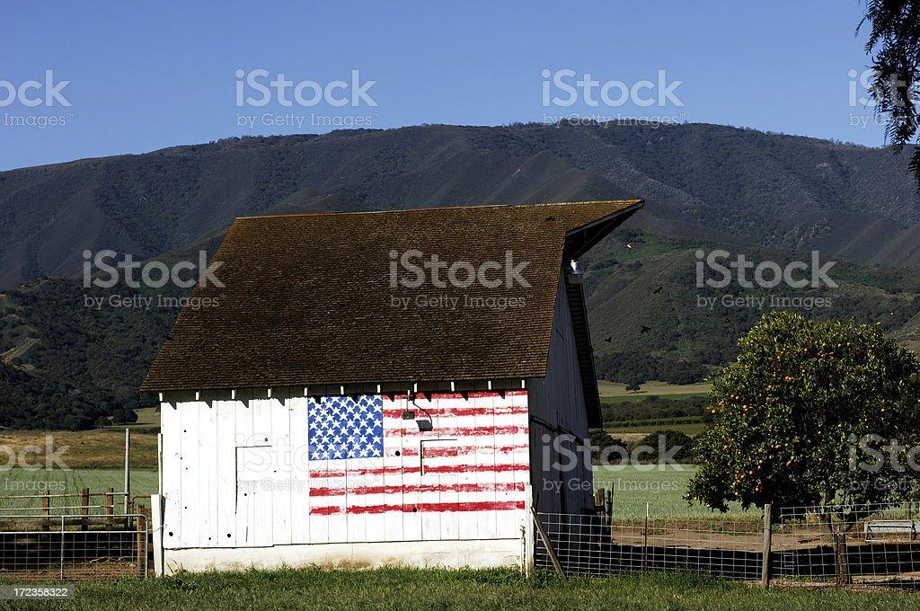 Libertad Barn foto de stock libre de derechos