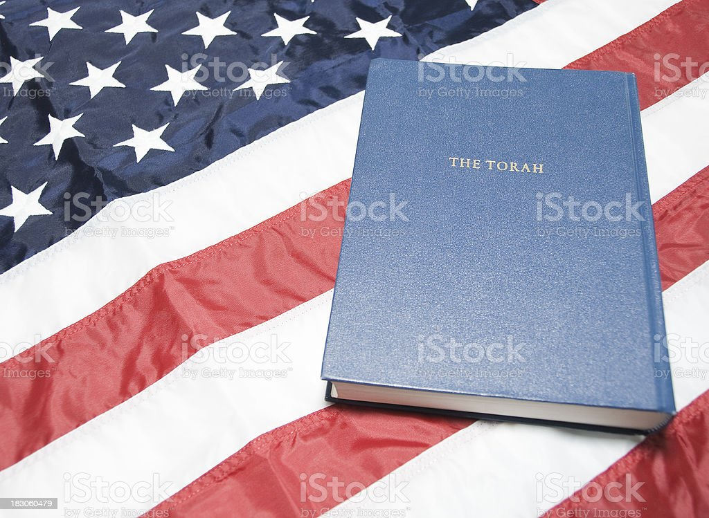 Freedom of religion in america royalty-free stock photo