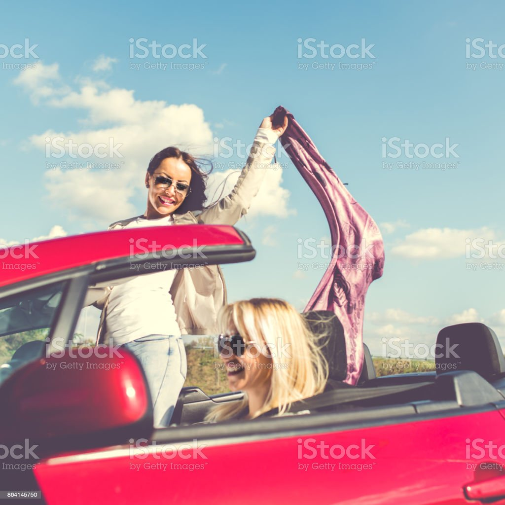 Freedom of the open road royalty-free stock photo