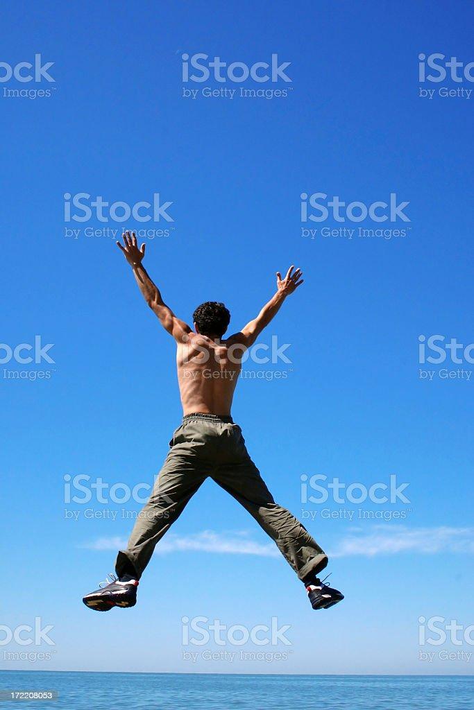 Freedom!!! royalty-free stock photo