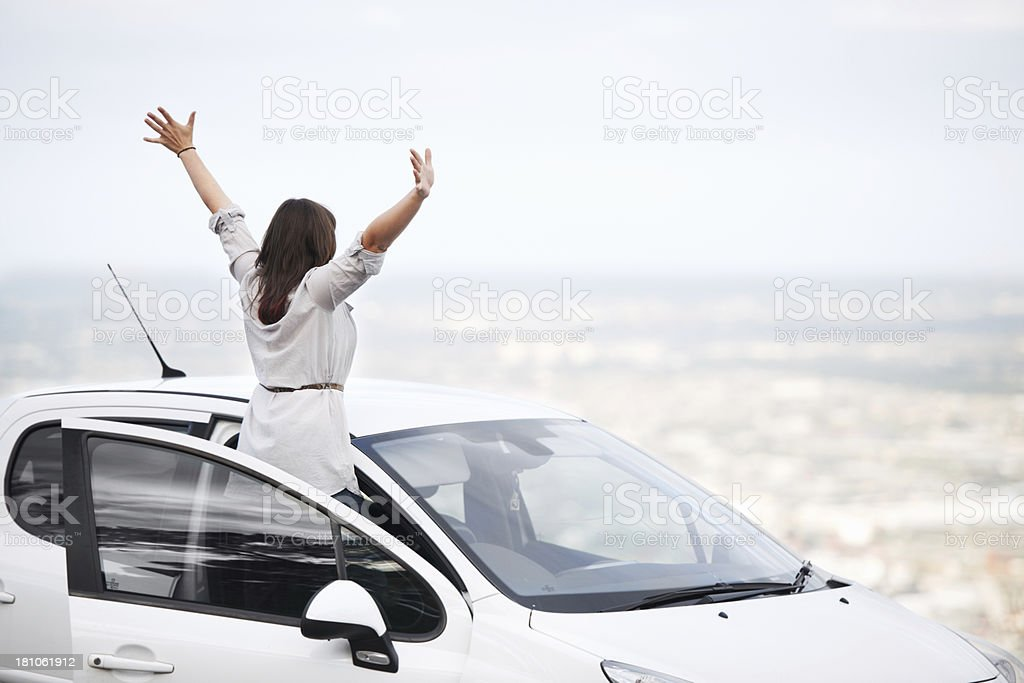 Freedom! royalty-free stock photo