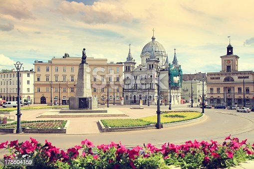Lodz is the third-largest city in Poland. Located in the central part of the country. The city of Lodz is known for the renewed nineteenth-century factory architecture.