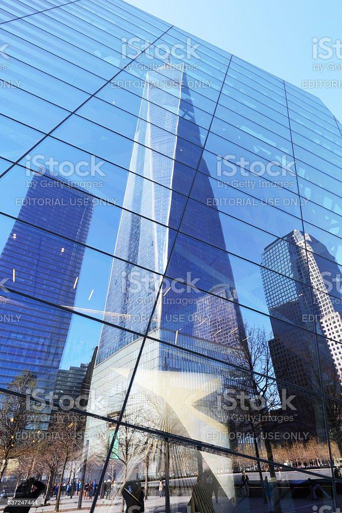 Freedom Tower New York City Stockfoto Und Mehr Bilder Von