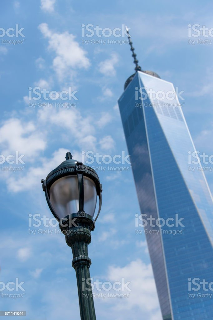 Freedom Tower NYC stock photo