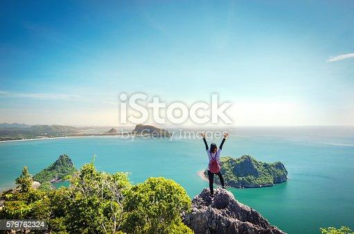 istock Freedom traveler 579762324