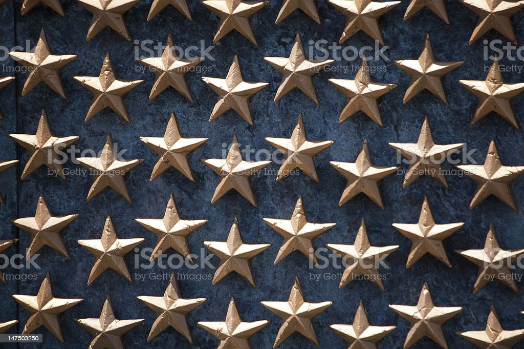 Freedom Wall stock photo