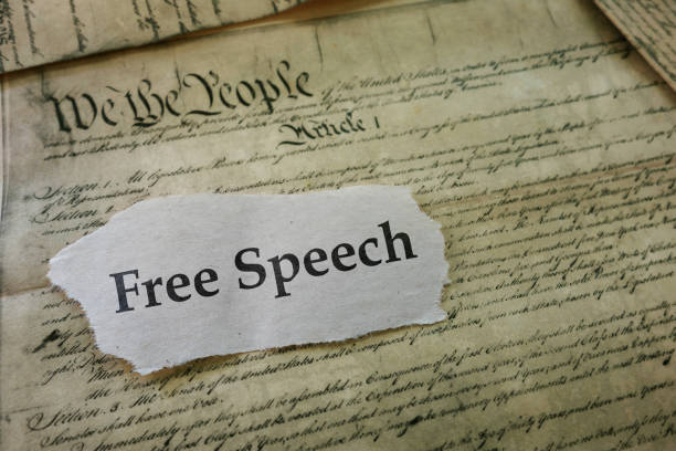 Freedom of Speech – Foto