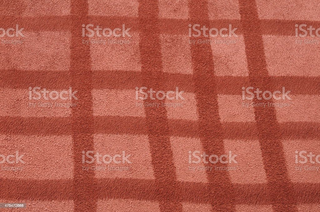 freehand drawing grid stock photo