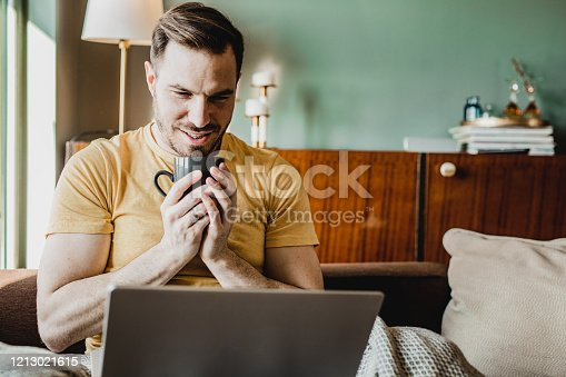 944992706 istock photo Freelance work from home 1213021615