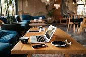 istock Freelancer's office 1273527647