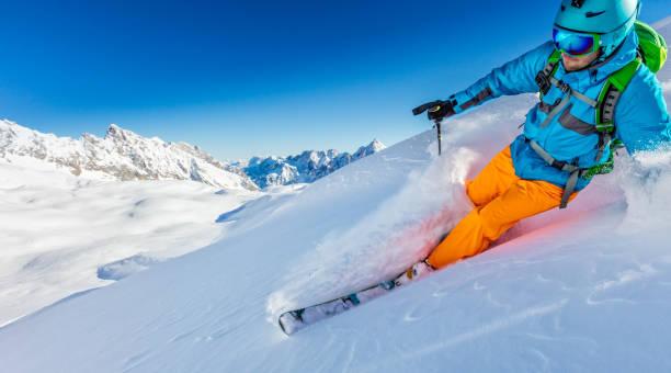 Freerider skier running downhill picture id643021006?b=1&k=6&m=643021006&s=612x612&w=0&h=fk4uofznbtjg8gifm1mzukxxd62cr8pcslcepfb6srm=