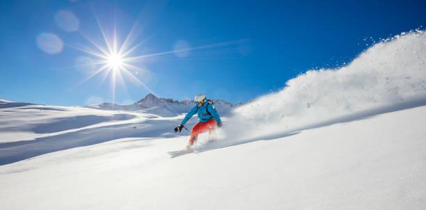 Freerider snowboarder running downhill picture id643018652?b=1&k=6&m=643018652&s=612x612&w=0&h=xtv7lprqqp3mexum80eno2jyzjza3fodoufgchsy6dm=