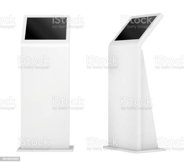 Freestanding information kiosk terminal stand 3d rendering picture id654600562?b=1&k=6&m=654600562&s=612x612&h=yxnlr0ukntj9nympow jnuz1vabnavzqknzglhgdudu=