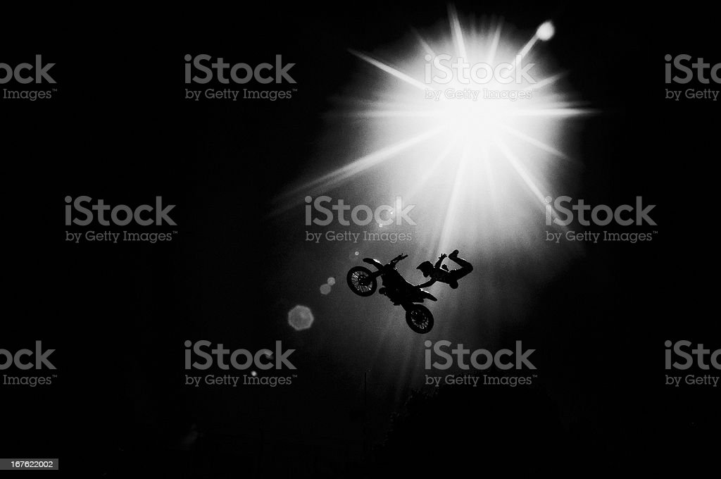 Freestyle MX stock photo