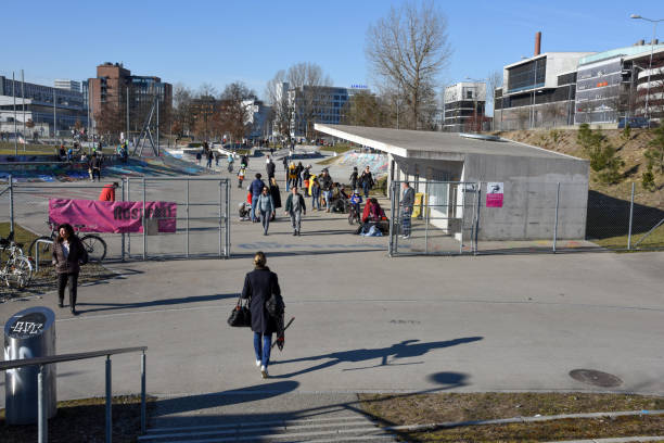Freestyle-Park Zürich – Foto
