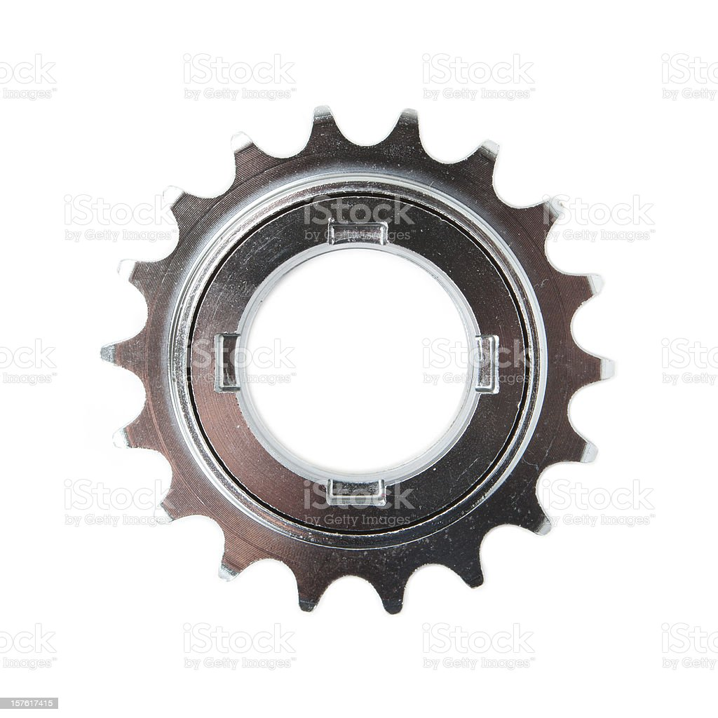 Freewheel stock photo