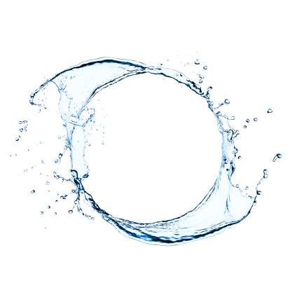 Freeze Frame Photo Of Splashing Water Swirl 照片檔及更多 乾淨 照片