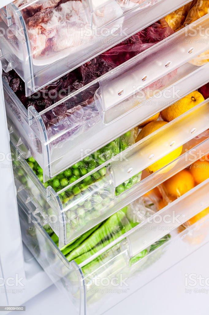 Freezer stock photo
