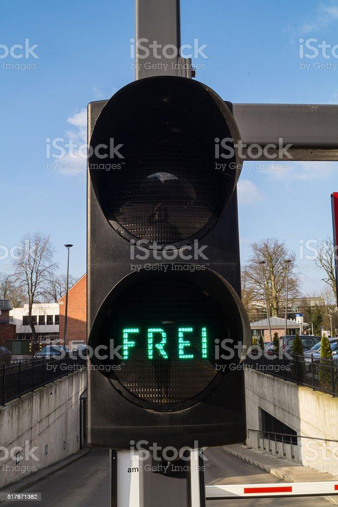 Frei stock photo