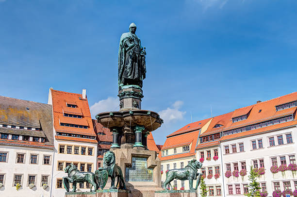 Freiberg old town – Foto