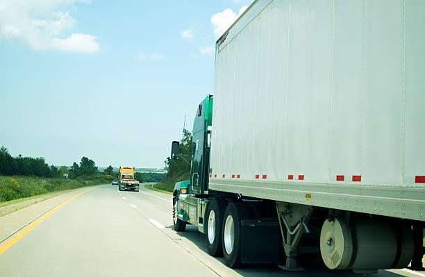 Freight transportation highway