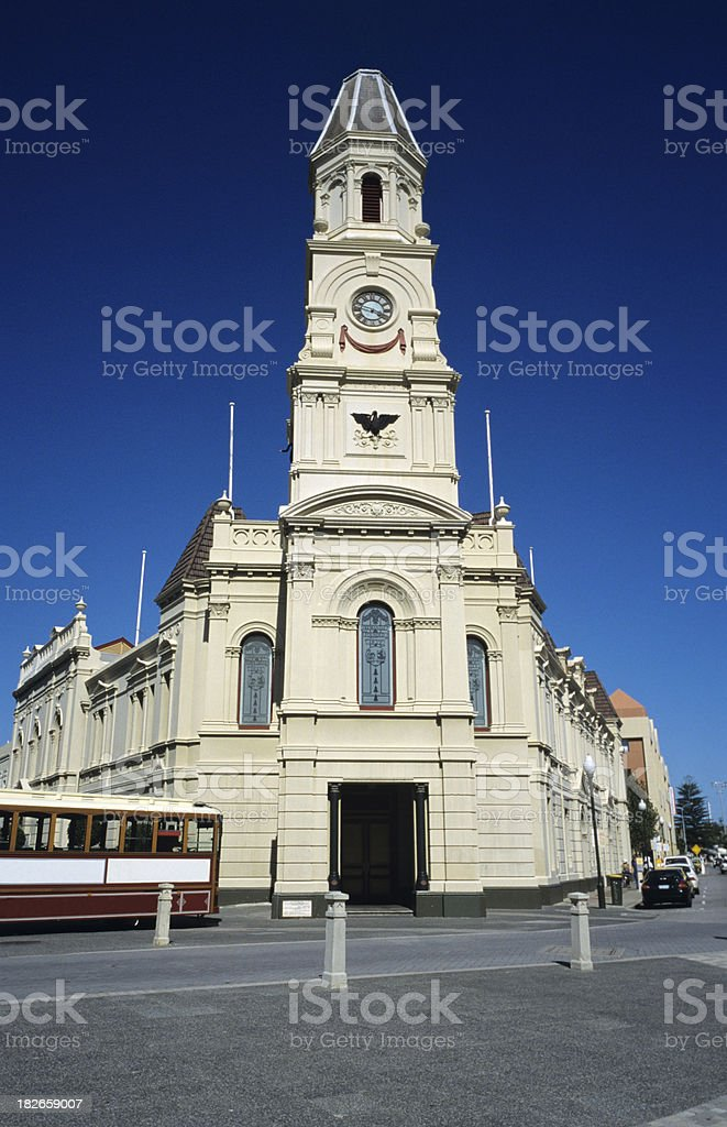 Fremantle Perth Australia royalty-free stock photo