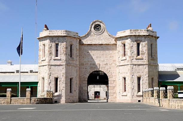 Fremantle Gefängnis, Perth, Australien. – Foto