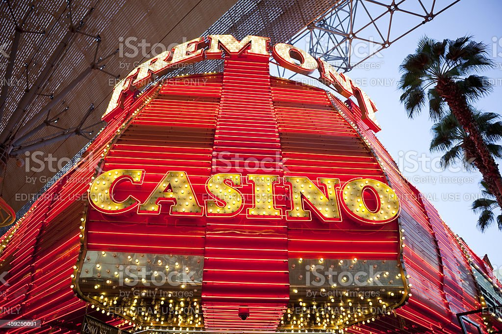 Fremont Hotel And Casino Stock Photo Download Image Now Istock