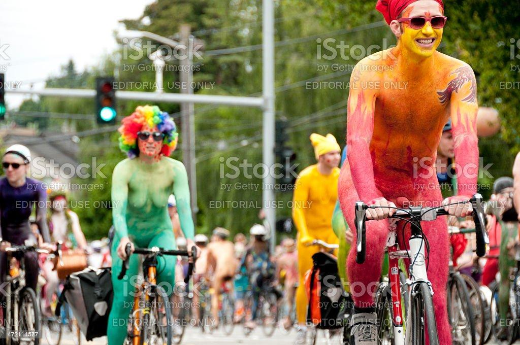 Gay Body Paint Dildo
