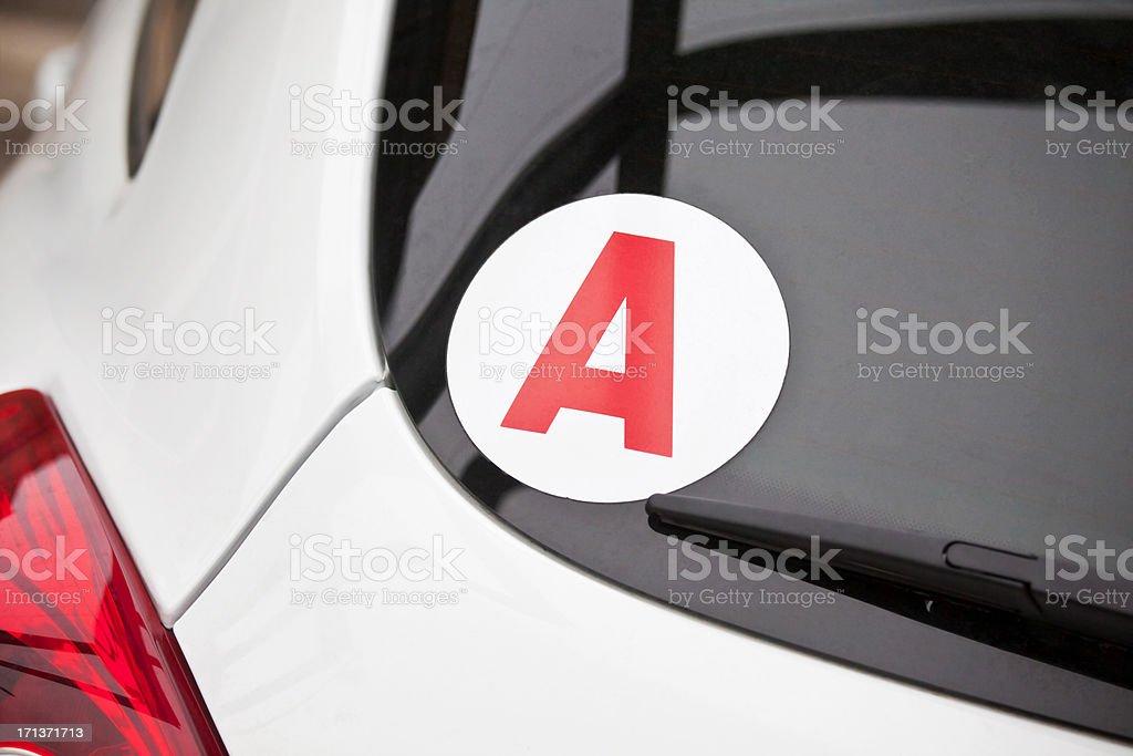 Französische Apprentice Fahrer – Foto