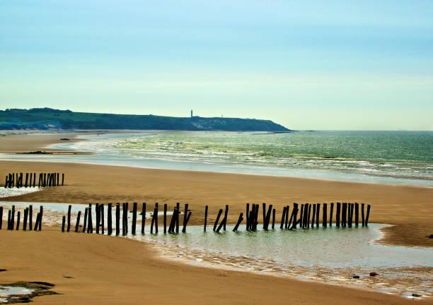 French Atlantic Coast stock photo
