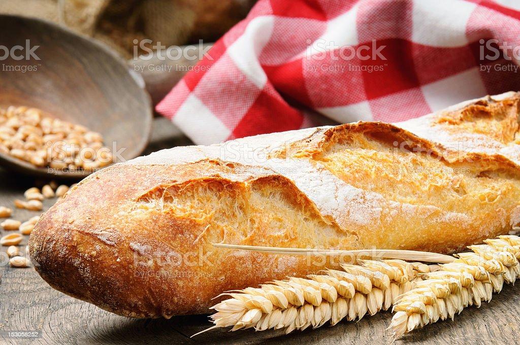baguette française - Photo