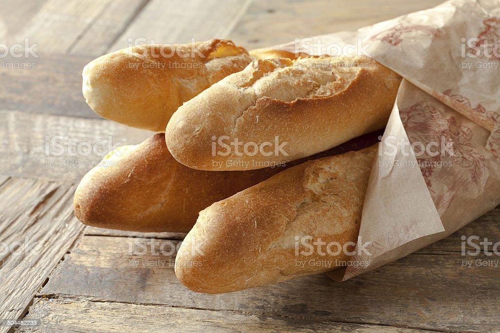 Des baguettes françaises - Photo