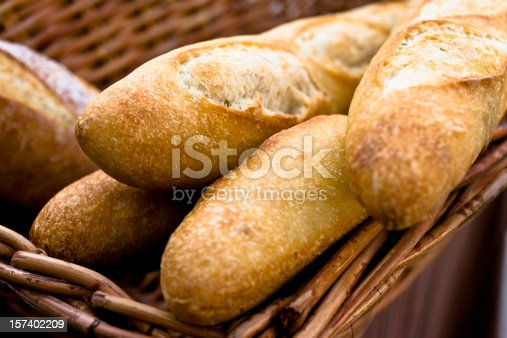French Bread at the farmers market.