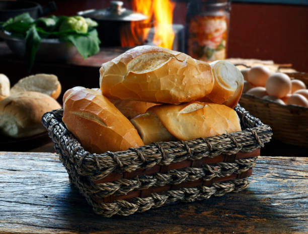 French bread French bread french culture stock pictures, royalty-free photos & images
