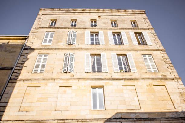 Façade du bâtiment Français - Photo