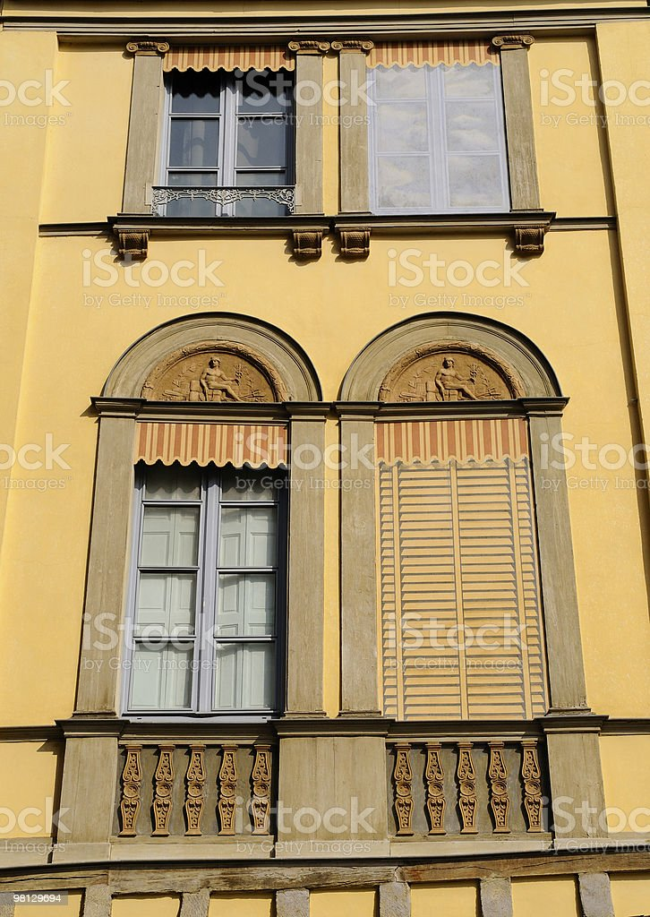 french building royalty-free stock photo