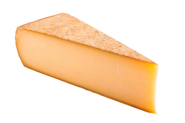 french cheese Comte stock photo